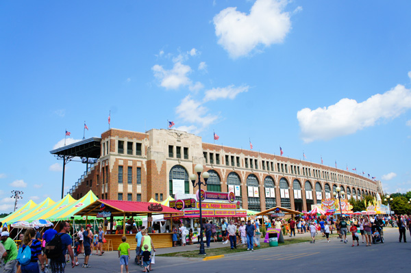iowa state fair // LLinaBC.com