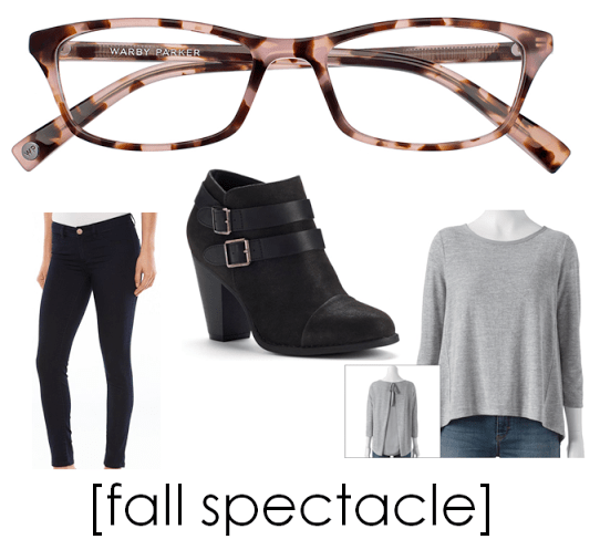 fashion // fall spectacle c/o LLinaBC.com