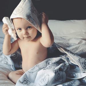 WITHWHITE | BABYHÅNDKLÆDE