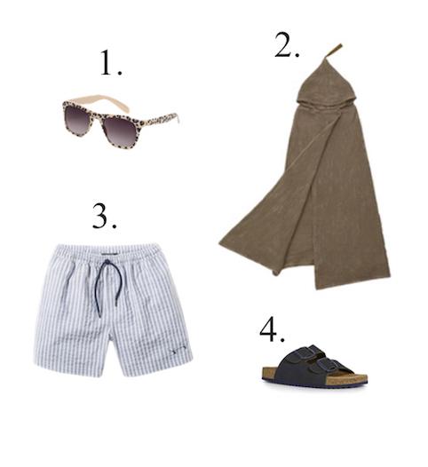 Beach Outfit Boys