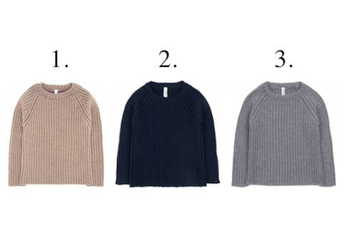 Little Spree: cool, stylish boys jumpers
