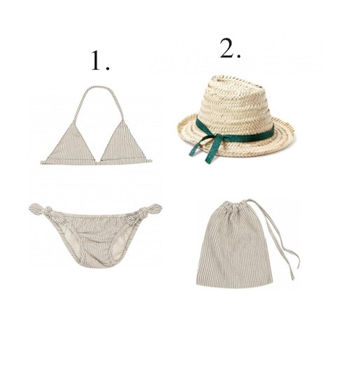 Stylish little girls bikinis - Little Spree