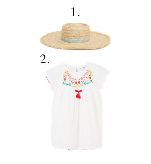Baby girl holidayn outfit - Little Spree