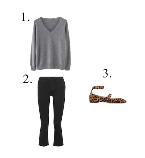 Mama Spree: how to style leopard print shoes