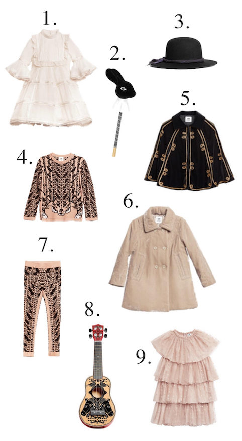 Little Spree: H&M Studio collection