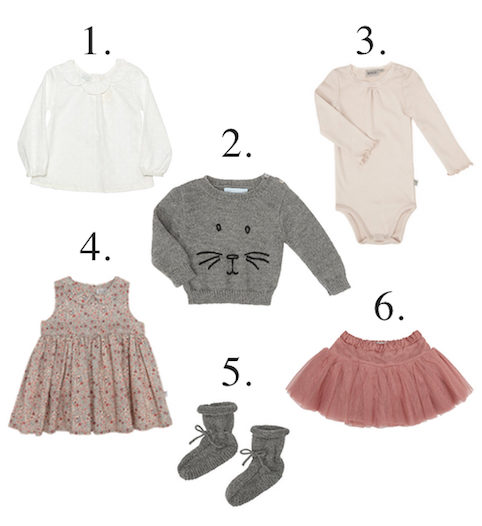 Little Spree: John Lewis new baby collections