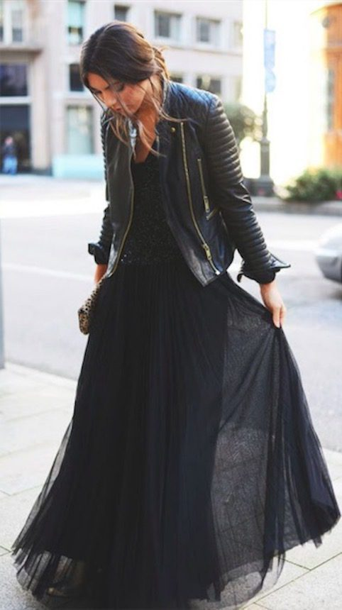 Mama Spree: Tulle & Leather