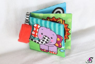 Blog Post 4.25.15 Toys Soft Book