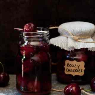 Cinnamon Bourbon Cherries-8588