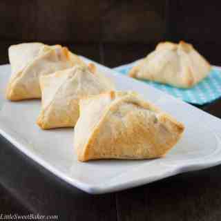 CHEESY CHEDDAR BACON BOMBS. A flaky, buttery pastry stuffed with a ...