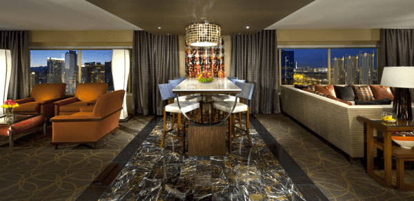 In Suite Wedding Ceremony And Reception Options At Mgm Grand