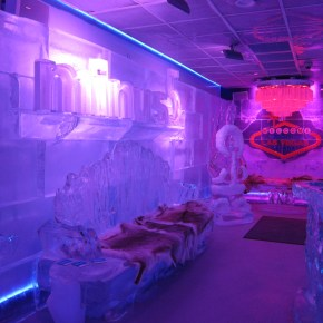 ice loung wedding vegas