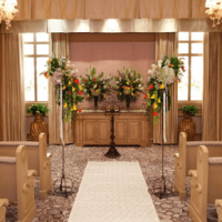 Bellagio – South and East Wedding Chapels