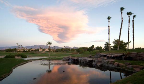 Canyon Gate Golf Course. Courtesy: Canyon Gate Country Club