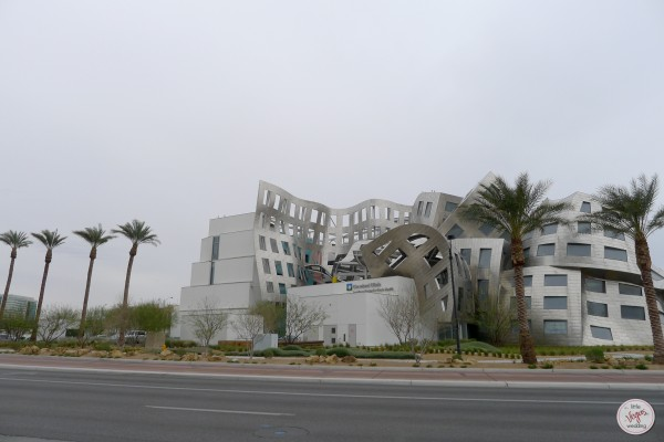 Keep Memory Alive Center at Cleveland Clinic Lou Ruvo Center for Brain Health Credit: Little Vegas Wedding