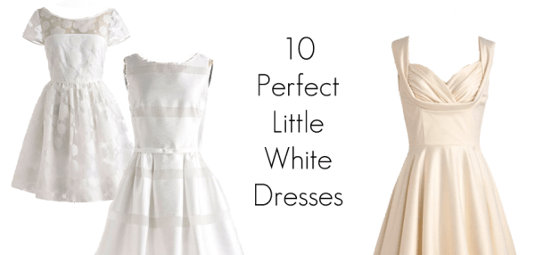 retro inspired budget wedding dresses