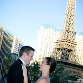 Las Vegas Strip Elopement