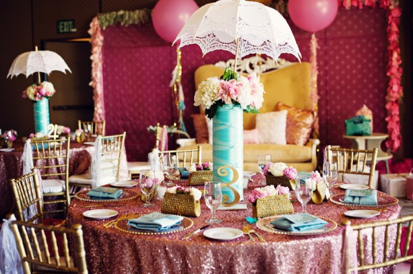 Las Vegas Bridal Shower Ideas