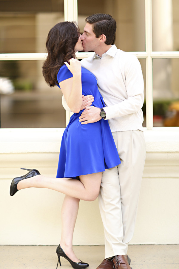 Four Seasons Las Vegas Engagement Session | j anne photography