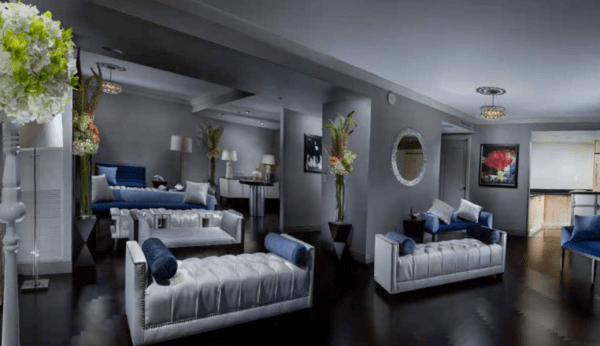 Cosmopolitan Wedding Suite | Little Vegas Wedding Venue Guide