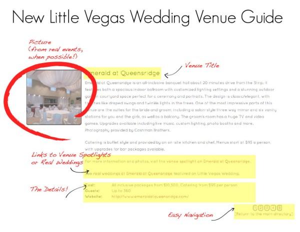 Vegas Wedding Venue Guide How-To