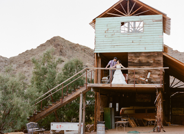 Ghost Town Wedding | Gaby J Photography | Little Vegas Wedding