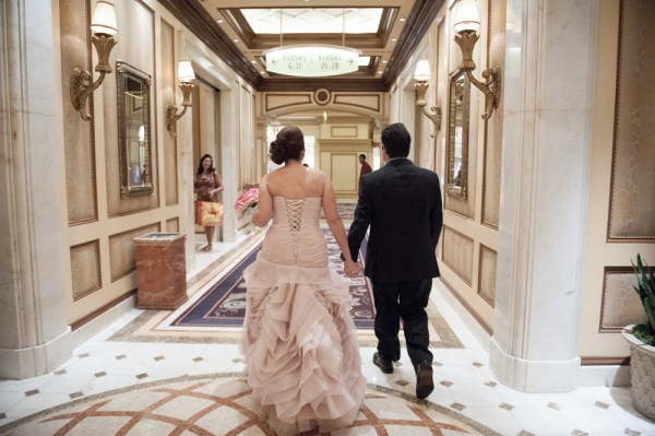 Bellagio Penthouse Wedding | Little Vegas Wedding | The R2 Studio