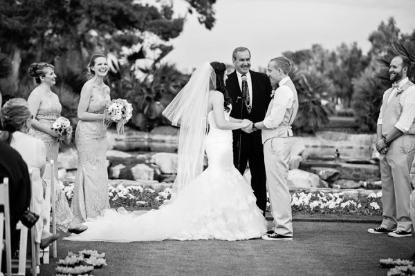 Rustic Las Vegas Country Club Wedding // Little Vegas Wedding