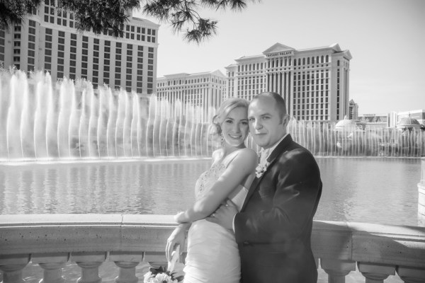 Treasure Island Wedding by Taylored Photo Memories / Little Vegas Wedding