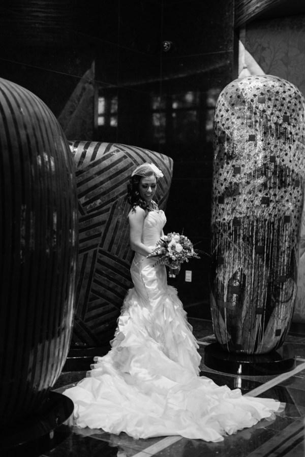 Mandarin Oriental Las Vegas Wedding   Little Vegas Wedding