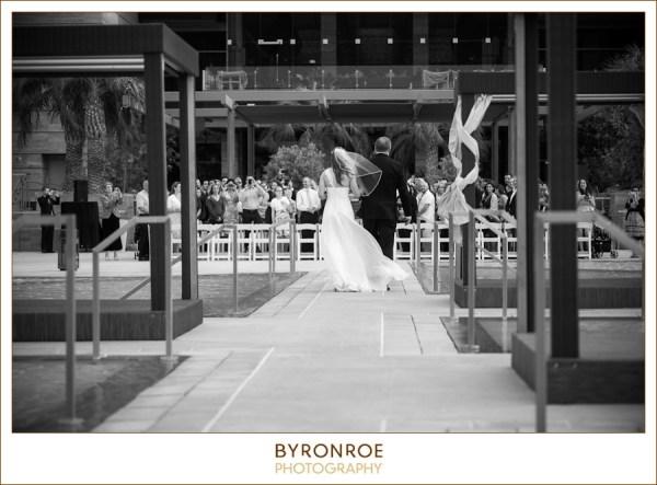 Modern Poolside Wedding at M Resort | Little Vegas Wedding