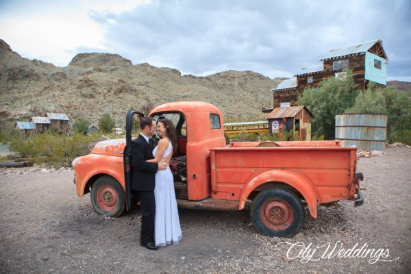 Eldorado Canyon Wedding from City Weddings | Little Vegas Wedding