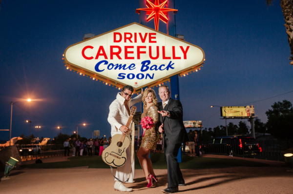 Elvis Vow Renewal | Little Vegas Wedding