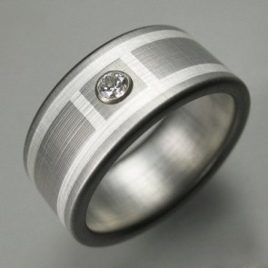 Art Deco Ring | 28 Unique Wedding Rings for Men