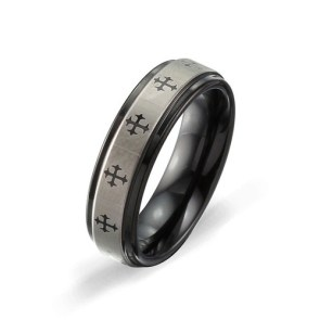 Celtic Cross Ring | 28 Unique Wedding Rings for Men