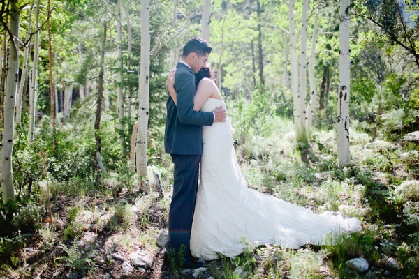 Woodsy Wedding at Mount Charleston | Little Vegas Wedding