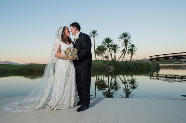 Westin Lake Las Vegas Wedding | Little Vegas Wedding
