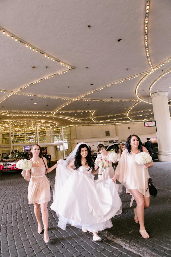 Foundation Room Mandalay Bay | Little Vegas Wedding