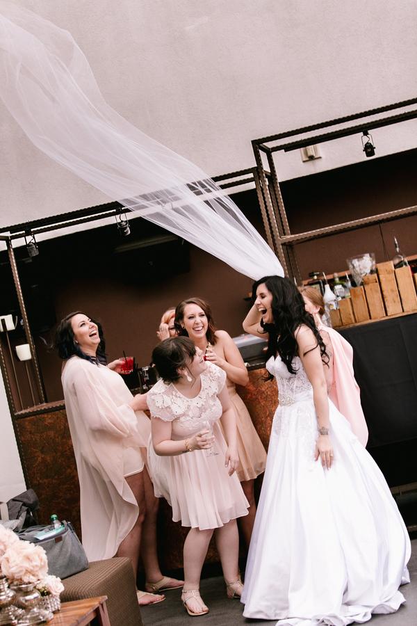 Founation Room Mandalay Bay | Little Vegas Wedding
