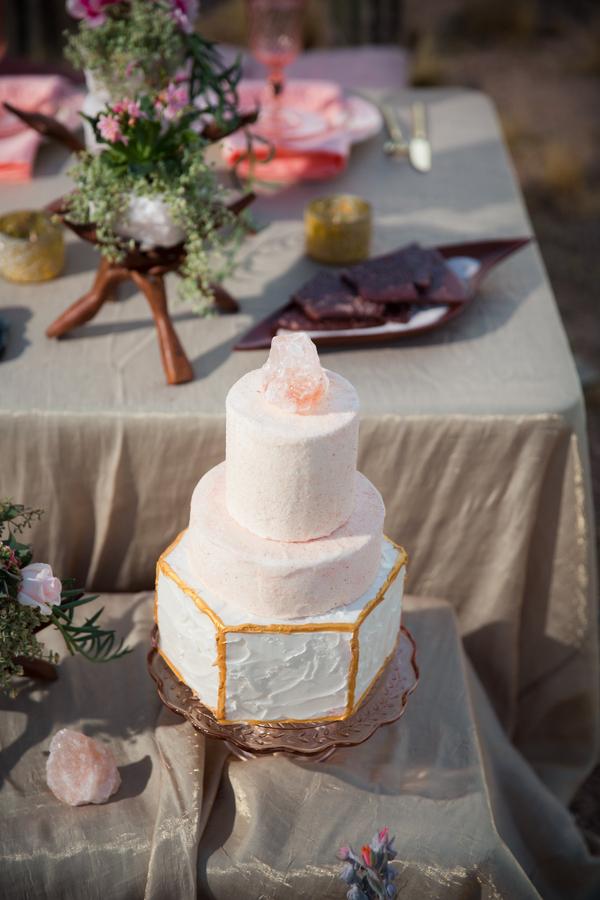 Pink Desert Wedding Inspiration | Little Vegas Wedding