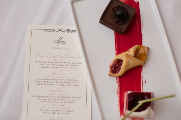 Romantic Floral Wedding at Venetian | Little Vegas Wedding