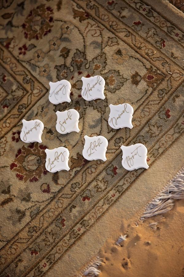 Moroccan Desert Wedding Inspiration | Little Vegas Wedding