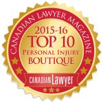 Litwiniuk & Company Named One of the Top Personal Injury Firms in Canada