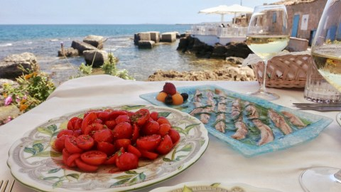 where to eat in Sicily photos
