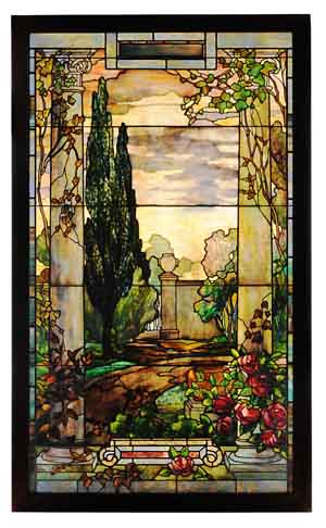 Let there be light! Morphy\u0027s to auction Tiffany church window Dec 10