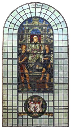 Unique windows featured at Dreweatts  Bloomsbury, Aug 28-29