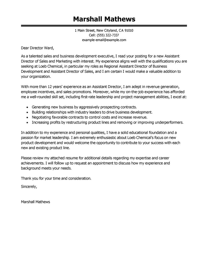 Leading Warehouse  amp  Production Cover Letter Examples  amp  Resources