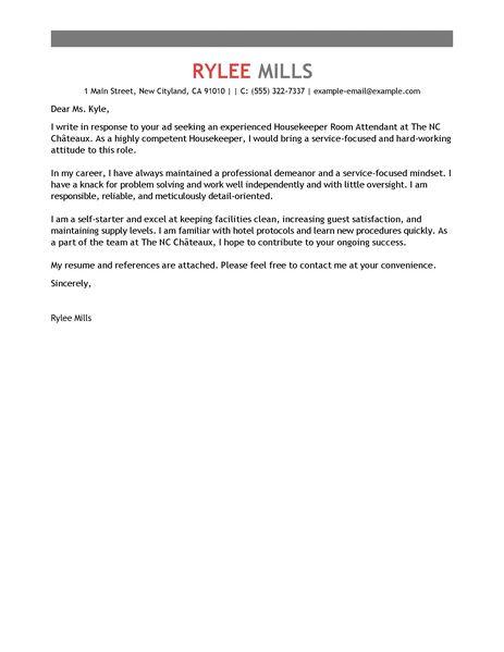 ... Hotel Cover Letter Sample   Matchboard   Hotel Steward Cover Letter ...