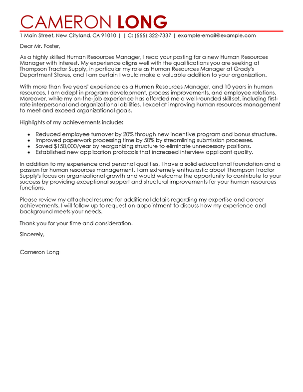 example cover letter government job - Cover Letter For Government Job