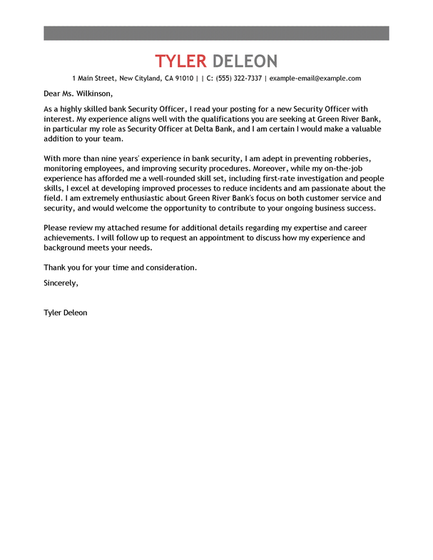 campus monitor cover letter